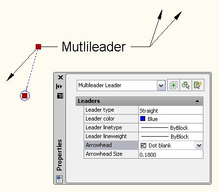 Multileader-segment