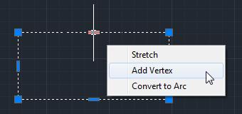 add vertex to polyline