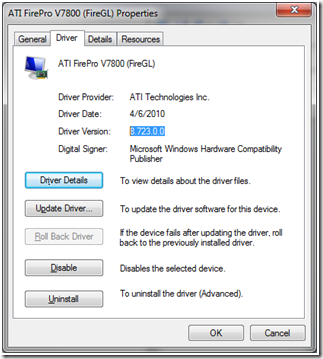 Video Driver