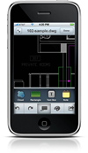 AutoCAD on the iPhone