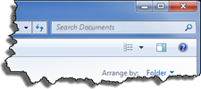 Windows Explorer search