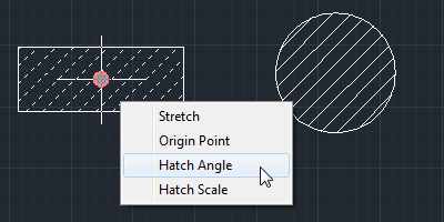 Hatch grip options