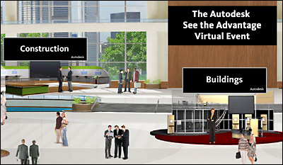 Virtual Event Space