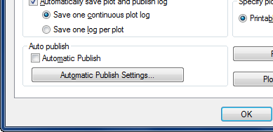 Automatic Publish