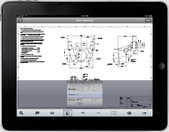Autodesk Inventor DWG layouts opened in AutoCAD WS