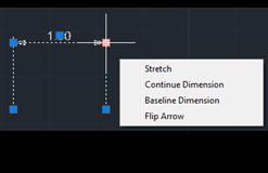 Multifunctional grip: Dimension 1
