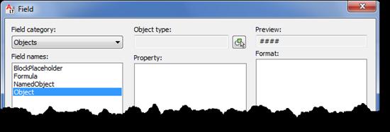 Object category